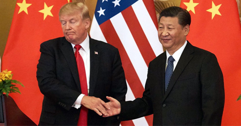 US increases tariffs on Chinese imports to 25%