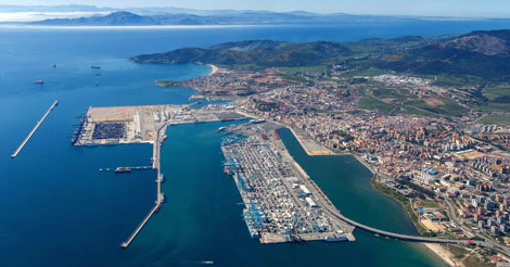 The Port of Algeciras, a solution for the increase of fruits and vegetables from Peru in Europe